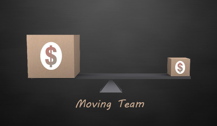 Pricing for moving companies.