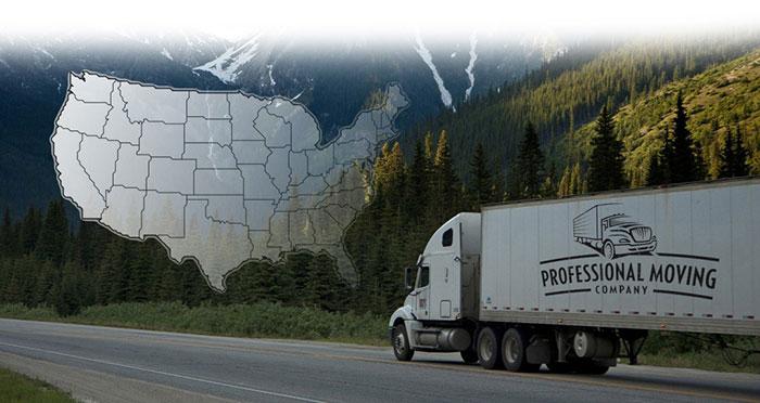 Long distance truck